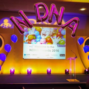 National Day Nurseries Association Awards 2016