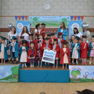 Street Farm Day Nursery Goes Platinum